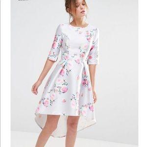 76c9a91f184f4 Chi Chi London Hi-Low Formal Dress NWT